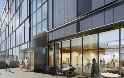 Coming in 2021: Gary L. Thomas Energy Engineering Building