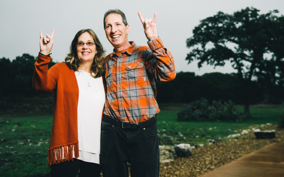 UT Rocks — Alumni Support Geosciences