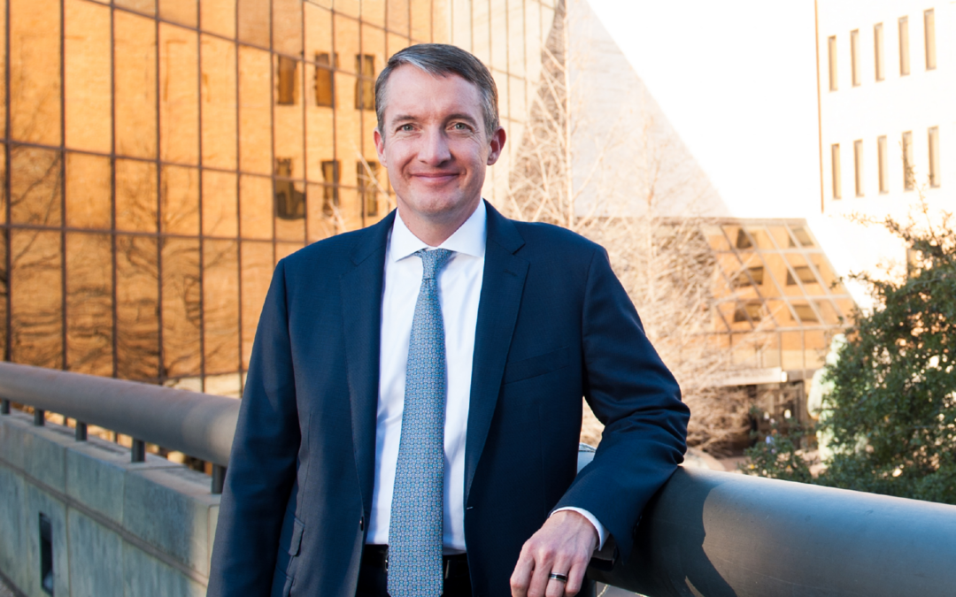 Getting to Know Jay Hartzell, UT's New President